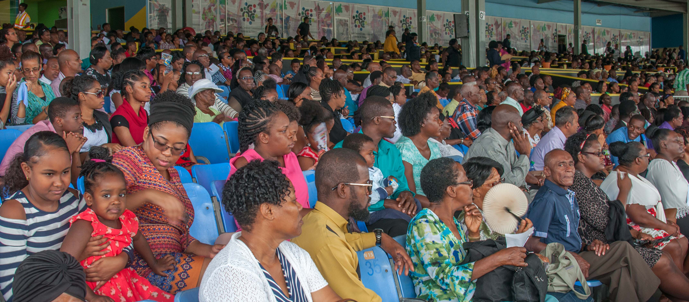 <strong>ACM SOS 2018</strong>         <br/>A cross-section of the audience at Sabbath Convention