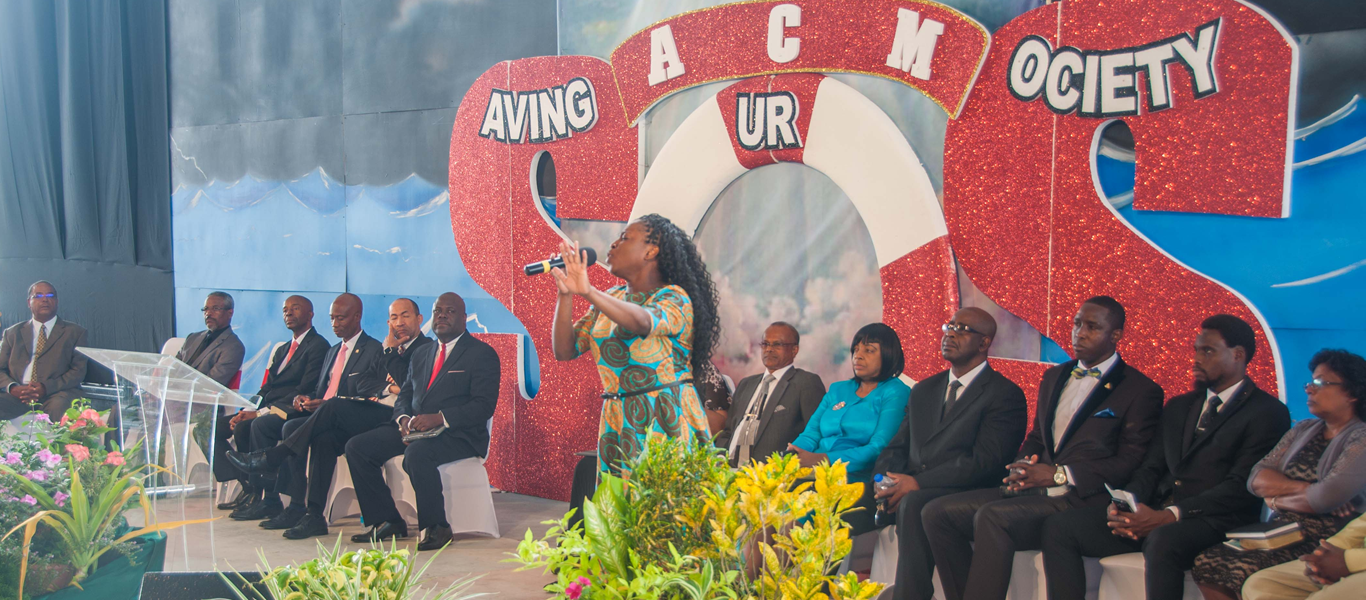 <strong>ACM SOS 2018</strong>         <br/>Singing praises to God!