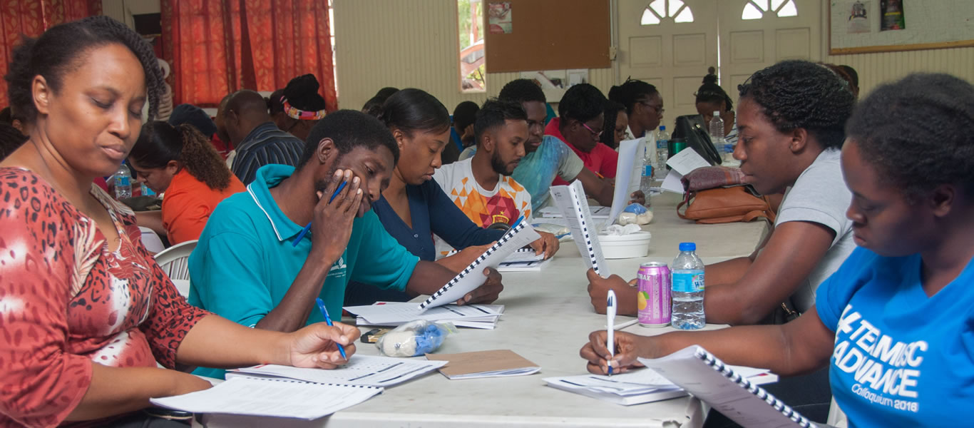 <strong>First Aid Training</strong>  	       <br/>Participants during the recent ADRA First Aid training session held in July, 2018